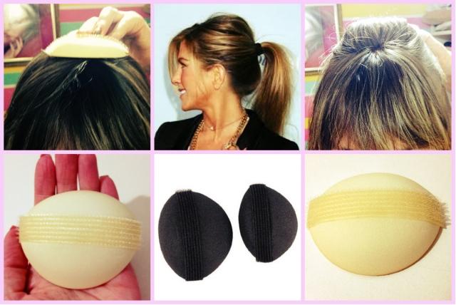 Topete aplique cabelo