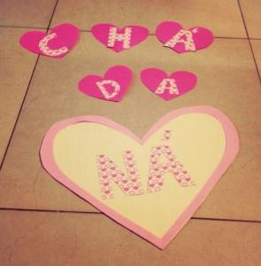 Cartaz de coração