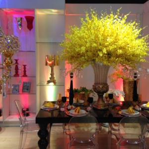 Mostra noivas decoração
