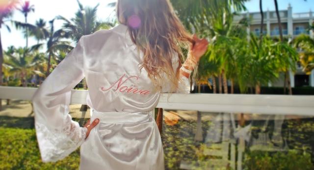 robe noiva