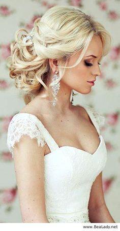 cabelo noiva coque elegante