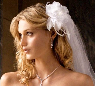 cabelo noiva solto