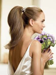 penteado cabelo noiva rabo volumoso